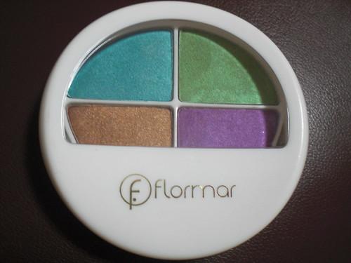 Flormar Quartet Eye Shadow #405