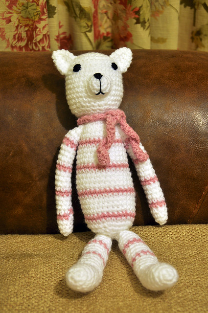 My version of the knitted character. Flickr - Photo Sharing!