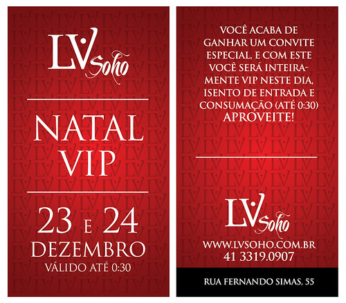 LV Soho Natal by chambe.com.br