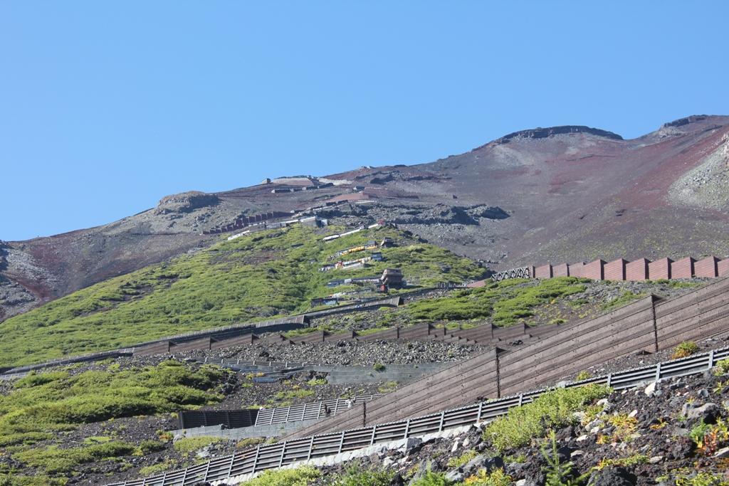 Mt. Fuji experience report (Yoshida route) Part4 (21)