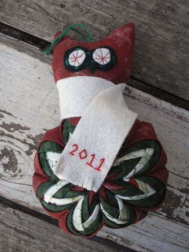 Owl ornament for partner
