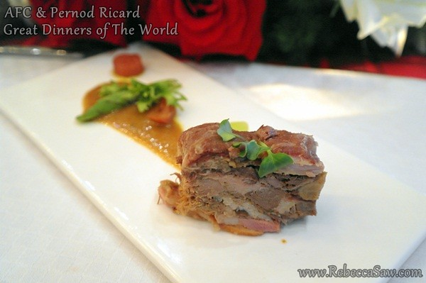 AFC - Great Dinners of The World-6