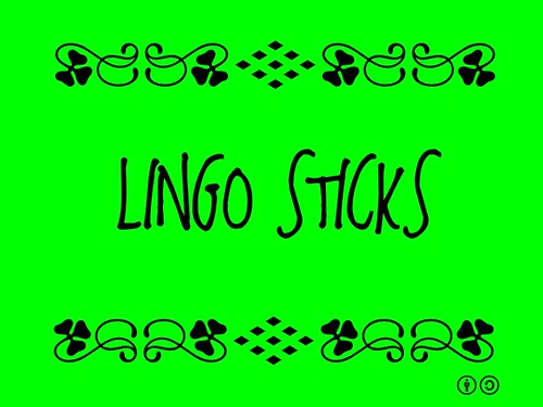 Buzzword Bingo: Lingo Sticks (2011)