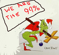 occupy the grinch