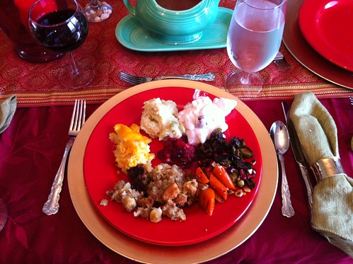 thanksgiving by unglaubliche caitlin