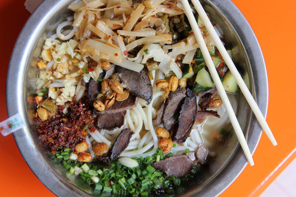 Famous Guilin Noodles