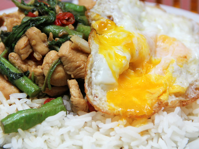 Thai Holy Basil and Chicken