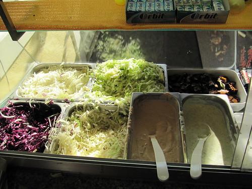 Gemüse&Saucen