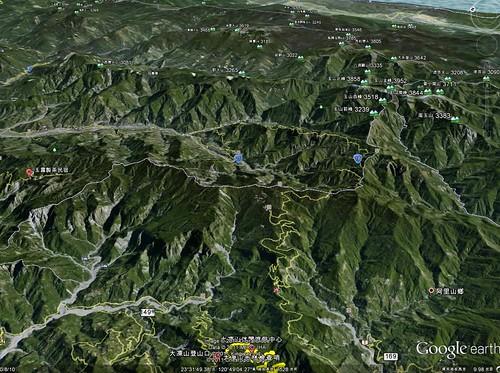 2011-9-24googleearth大凍山3