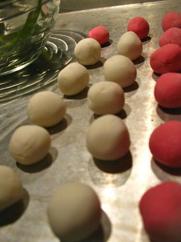 汤圆 Glutinous Rice Balls Singlish Swenglish