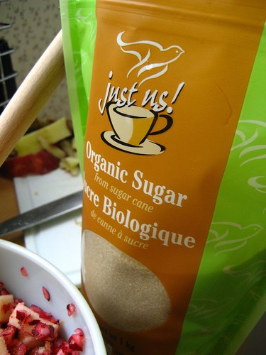 Just Us organic sugar