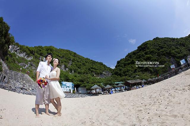 Ảnh cưới Linh - Thu (Cát Bà)