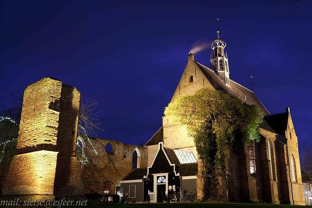 Bergen Netherlands  City new picture : Ruin Church Bergen Netherlands   Flickr Photo Sharing!