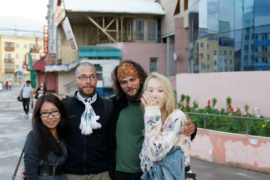 @ Yakutsk, july 2011