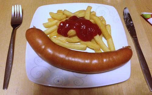 Bockwurst & Pommes frites