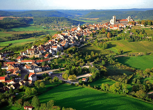 Vézelay - Yonne - Bourgogne - France