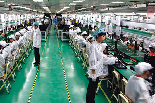 Foxconn considering iPhone factory in Vietnam as China ... |Foxconn Factory Iphone
