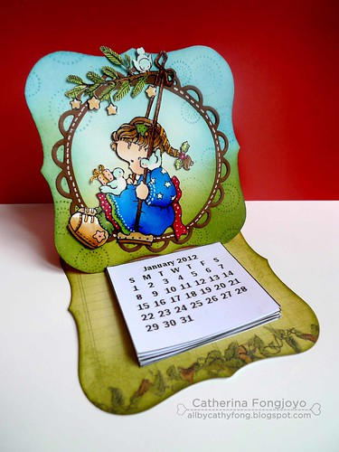 Penny Black Mini Calendar