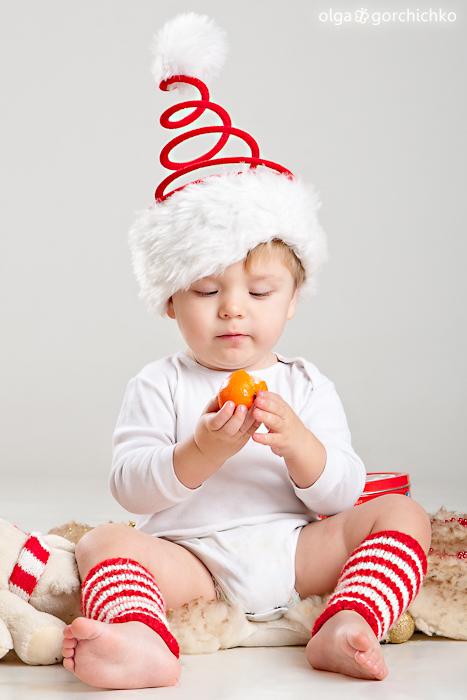 Волшебное Рождество. Новогодние мини-фотосессии