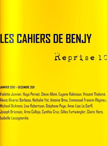 Benjy #10
