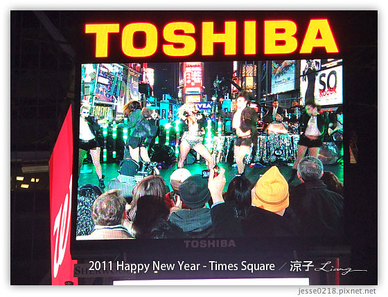 2011 Happy New Year - Times Square 14