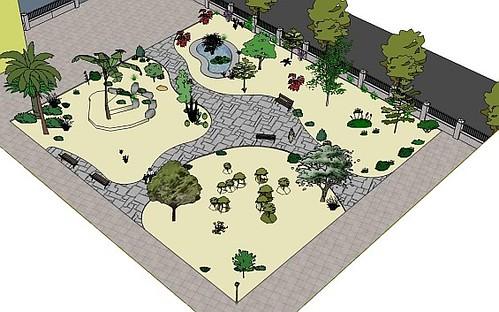 Dise o de jardines ideas y sugerencias - Programa diseno de jardines ...