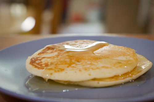 Butter Milk Pancakes