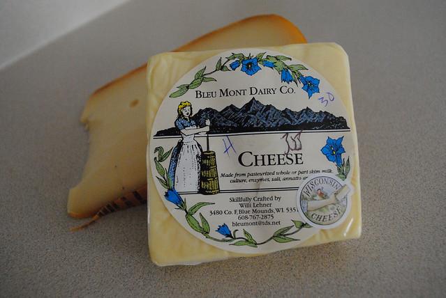 Bleu Mont Dairy Havarti