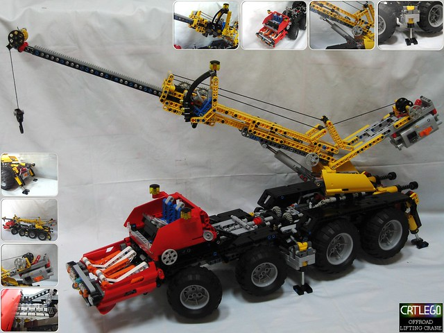 Offroad Lifting Crane (53)
