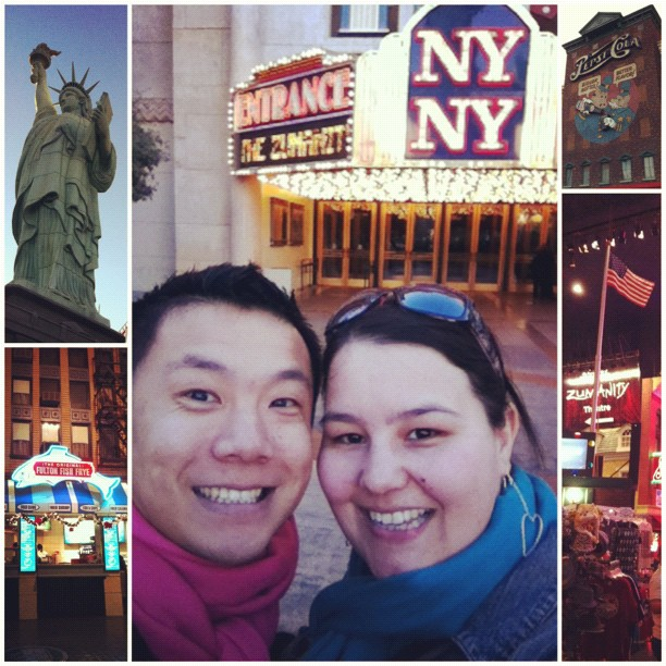 The New York, New York Casino & Hotel