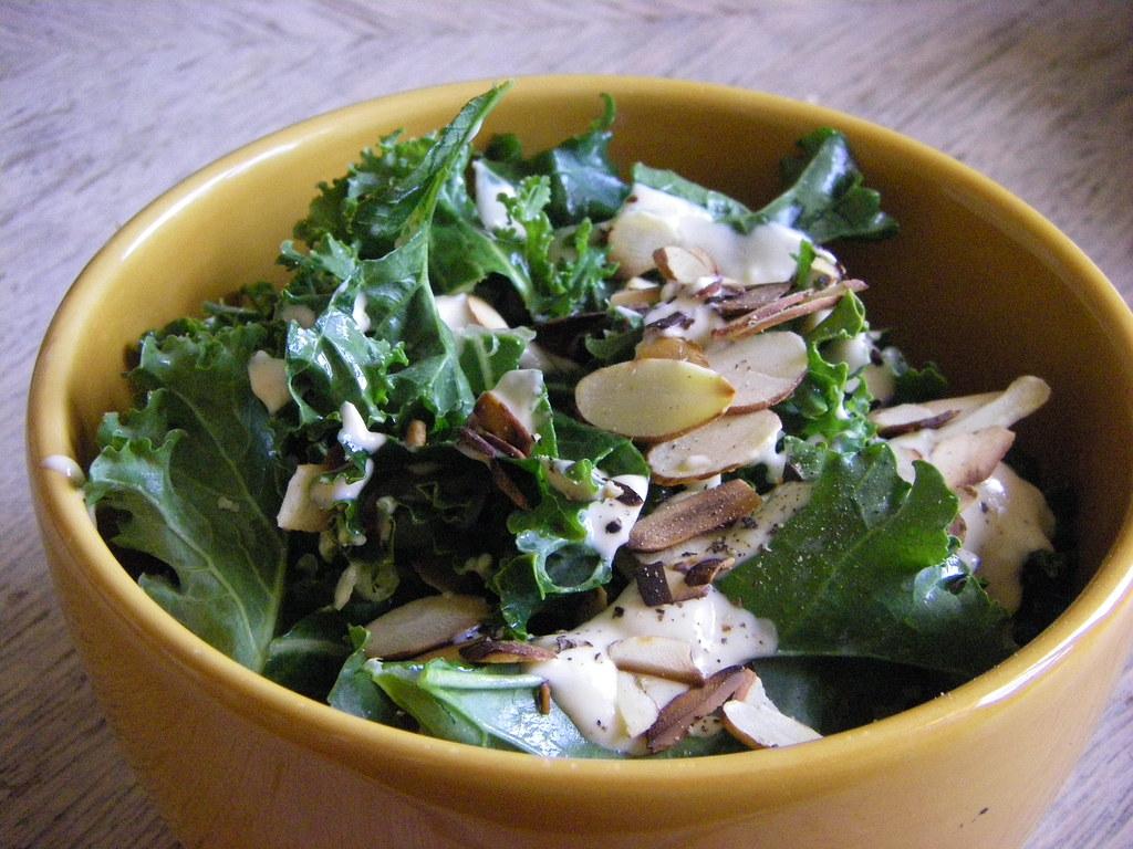 Kale Salad w/couscous