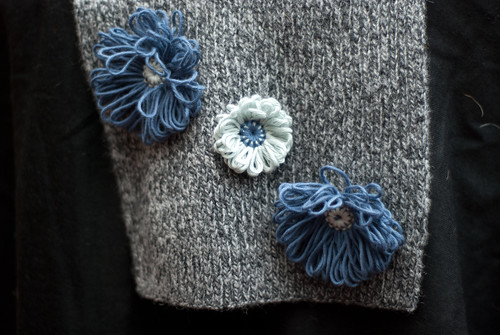 Floppy flowers