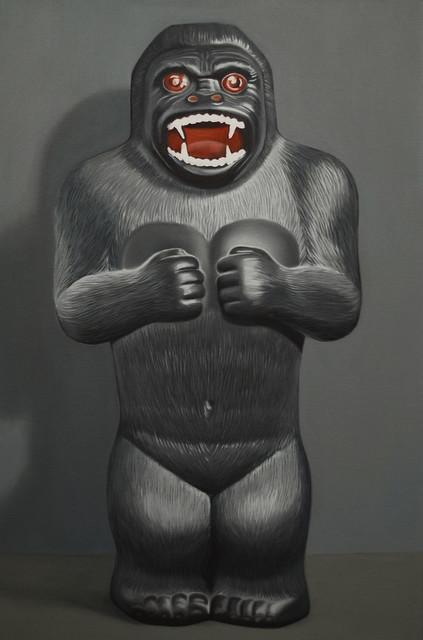 "King Kong - 20x30"" - Cassie Marie Edwards"