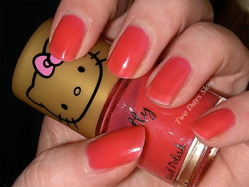 Hello Kitty London - Pink