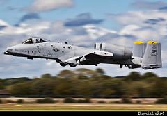 Estados Unidos - Fuerza Aerea Fairchild A-10A Thunderbolt II (82-0649)