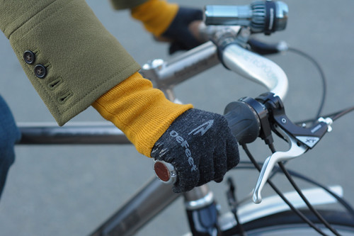 DeFeet Wool Cycling Gloves