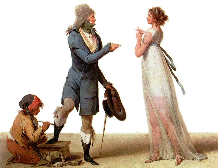 French Revolution Cartoon