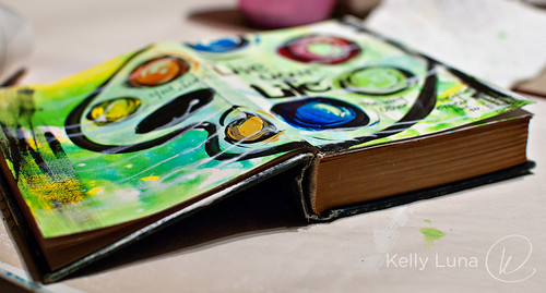 book as art journal