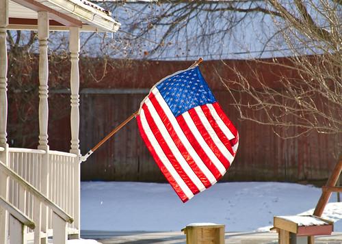 American as....