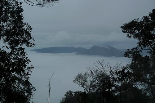 View from Dadongshan Trail - Fenqihu, Taiwan