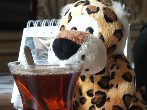 Rumli és a török tea