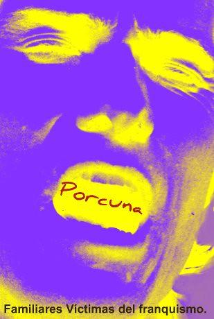 Familiares Víctimas del franquismo en Porcuna (Jaén)