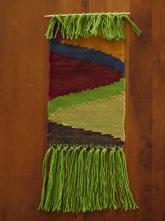 Cricket Woven Tapestry