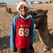 Christmas Spirit at the Giza Pyramids - Egypt