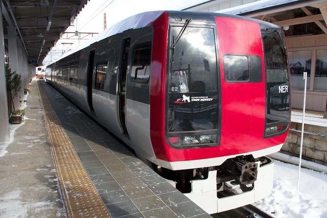 長野電鉄2100系 スノーモンキー