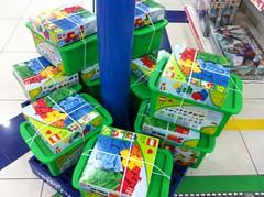 LEGO @ Toys R Us VivoCity