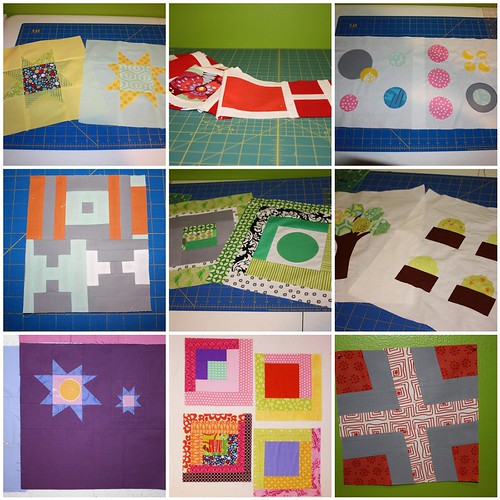 2011 Charity Blocks