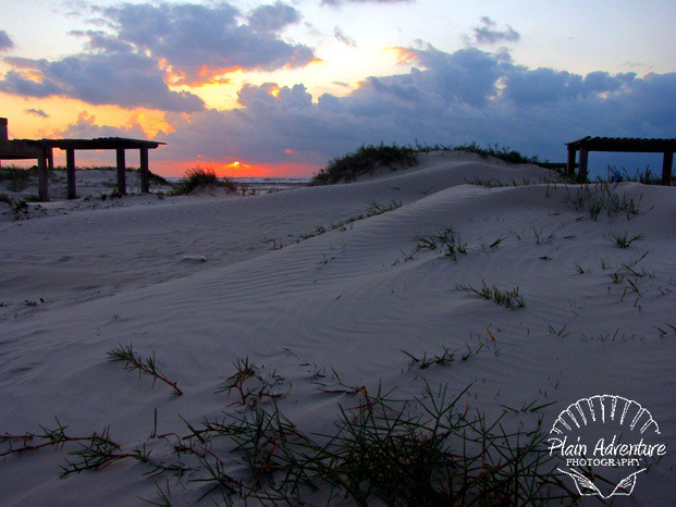 Sunrise Mustang Island State Park