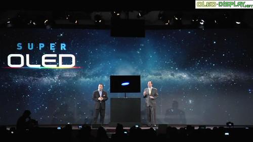 CES-2012 Samsung SUPER-OLED