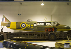 VH-ASM - W2068 - 72960 - Royal Air Force - Avro 652A Anson I - 080203 - RAF Museum Hendon - Steven Gray - IMG_7131